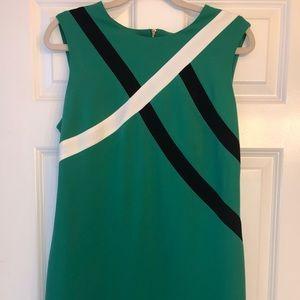 Green Business Dress